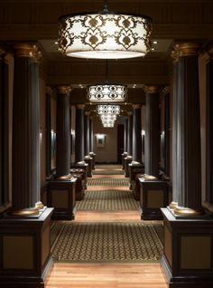 "Park Hyatt Istanbul - Macka Palas ""Corridor of Suites"""