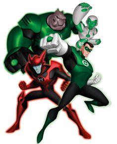 'Green Lantern – The Animated Series: Homecoming' – Recap
