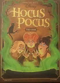 A game review for Disney's Hocus Pocus: The Game from Ravensburger Holiday Games, Save The Children, Hocus Pocus, News Games, Disney Movies, Games To Play, Card Games, Magic, Board