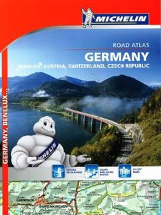 Germany Southwest By Michelin Maps And Guides Products - Michelin germany southwest map 545
