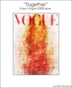 Together - Faith Akiyama. #fashion #vogue #art