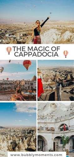 The otherworldly landscape of Cappadocia Turkey awaits visitors to the ancient Goreme Valley. Its a place where one can marvel at the results of natural and human activity for a period of more than 3000 years. Places To Travel, Places To See, Travel Pics, Asia Travel, Amazing Destinations, Travel Destinations, Turkey Resorts, Turkey Culture, Cappadocia Turkey