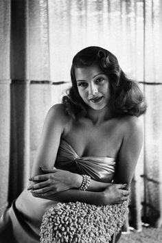 Happy Birthday, Rita Hayworth! We celebrate with the screen siren's 26 most glamorous moments:
