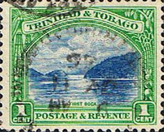 Trinidad and Tobago 1935 First Decimal SG 230a First Boca Fine Used Scott 34a Other West Indies and British Commonwealth Stamps HERE!