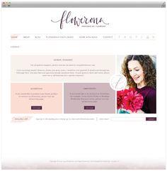 Brand Launch: Flowerona
