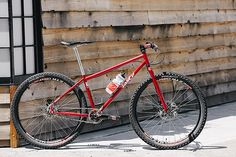 Beautiful Bicycle: Seth Rosko's Single Speed MTB Mt Bike, Bike Run, Single Speed Mountain Bike, Mountain Biking, Hardtail Mtb, Cycling Bikes, Cycling Equipment, Road Bikes, Commuter Bike