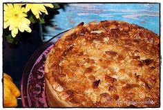 """brotbackliebeundmehr - Foodblog - """"7-auf-einen-Streich"""" Geschichteter Apfel-Walnuss-Kuchen für """"Calender of cakes"""" von sugarprincess"""