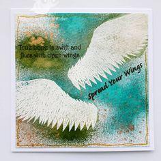 Wings, Bee, Stamp, Crafty, Artwork, Cards, Honey Bees, Work Of Art, Auguste Rodin Artwork