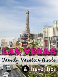 Vegas has plenty to offer families and our guide highlights all of the places to play, stay, see, eat and swim to make planning your next family vacation a snap. Las Vegas Vacation, Las Vegas Hotels, Vacation Ideas, Vacation Movie, Oregon Vacation, Travel Usa, Travel Tips, Travel Destinations, Las Vegas With Kids