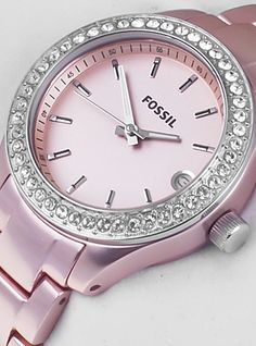Watches for Women Trendy Watches, Cute Watches, Watches Photography, Ring Watch, Fossil Watches, Beautiful Watches, Luxury Jewelry, Luxury Watches, Fashion Watches