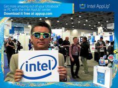 Intel #AppUp Moscone Center, San Francisco CA