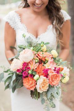 Wild Bridal bouquet