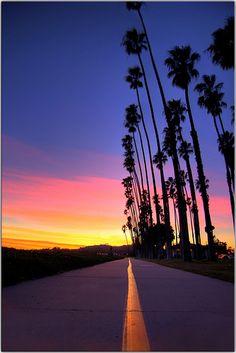 Santa Barbara - California I love California and can't wait to go back! Home sweet home!