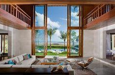 Gabriela Cristal: The beach house