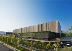 日建設計  『愛知淑徳大学 国際交流会館・AS保育室』  http://www.kenchikukenken.co.jp/works/1228371773/7419/