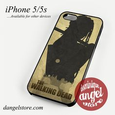 Great Michonne Phone case for iPhone 4/4s/5/5c/5s/6/6 plus