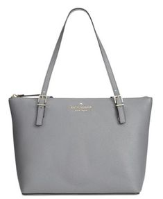 f0848f8d7b kate spade new york Watson Lane Small Maya Leather Tote Handbags    Accessories - Macy s