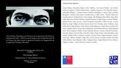 """""""Cortazar, 100 años"""" exposición colectiva de APECH en homenaje a Julio Cortazar."""