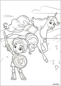 Coloring Pages Princess Knight . Coloring Pages Princess Knight . Nella the Princess Knight Coloring Pages Printable Nick Jr Coloring Pages, Coloring Sheets For Kids, Cute Coloring Pages, Cartoon Coloring Pages, Free Printable Coloring Pages, Free Coloring, Coloring Books, Nella The Princess Knight, Picture Borders