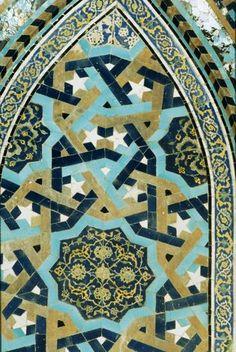 Royal Mosque, Isfahan  Iran
