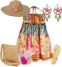 Outfits de Moda ...Me Tomo Cinco Minutos: Verano