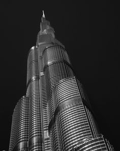 #BurjKhalifa #Dubai - An unusual angle! For more visit www.travelure.in