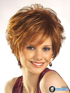 Short Haircuts For Round Faces And Thin Hair | Hairstyles for fine, thin hair