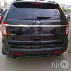 Ford Edge  Wine For Sale In Amuwo Odofin Buy Cars From Chinonso Motors On Jiji Ng Subaru Pinterest Ford Edge Car Ford And Ford