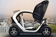 twizy, hip electric vehicle