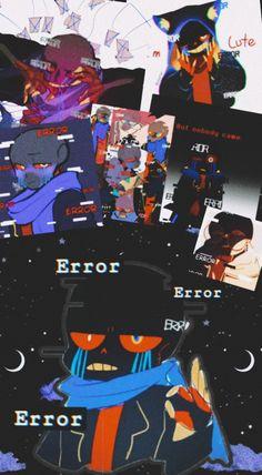 Undertale Clothes, Error Sans, Memes, Underswap, Undertale Drawings, Undertale Cute, Aesthetic Anime, Geek Stuff, Wallpaper