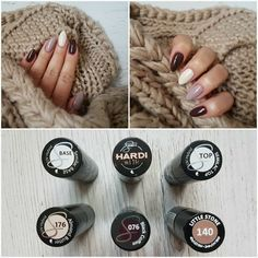 Cute Nails, My Nails, Almond Nails, Gorgeous Nails, Beauty Essentials, Nail Inspo, Shellac, Nails Inspiration, How To Do Nails
