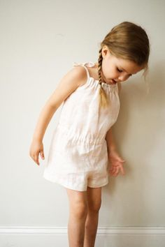 Summer Romper for Kids
