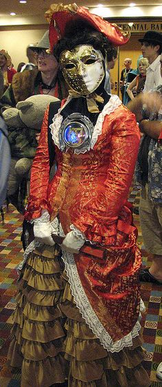 Clockwork Lady from Dr. Who