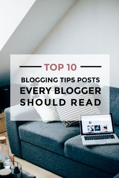 I've been sharing inspirational tips on growing your blog + biz for over a year now. I get emailed by newbie bloggers all the time asking for tips on starting, building & maintaining their online spaces. I love helping them out and I thought it would be a great idea to have all of my most popular blogging + business tips in one place, so it's easy for everyone to find and read. (blogging tips, business tips, posts for bloggers, improving your blog, 10 posts every blogger should read)