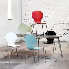 Dining Chairs, Furniture, Studio Ideas, Home Decor, Products, Decoration Home, Room Decor, Dining Chair, Home Furniture