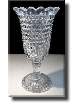 Image detail for -VICTORIAN GLASS VASES | Decorative Vases