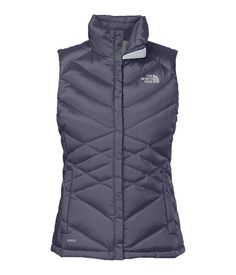 The North Face Women's Jackets & Vests VESTS WOMEN'S ACONCAGUA VEST