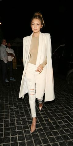 Gigi Hadid : L'élégance Incarnée !
