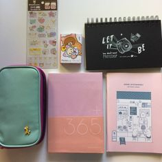 My Cool Pencil Case Planner Accessories Haul and Review - Wendaful