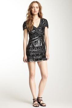 Antik Batik Jacara Sequin Dress