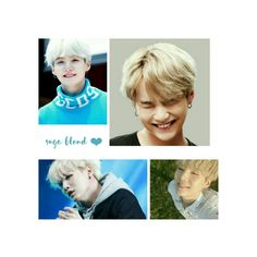 Suga blond! ❤ #suga #bts