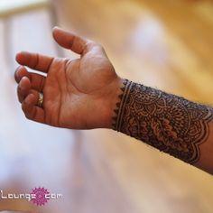 Manly henna