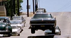 The Steve McQueen movie Bullet was filmed on our San Francisco streets!