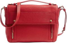 ShopStyle: 3.1 Phillip Lim Red Pashli Messenger Bag
