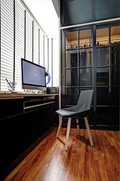 Study Table by the windows
