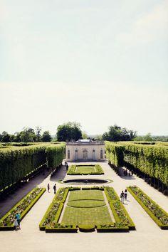 Versailles...gardens of the Petit Trianon.