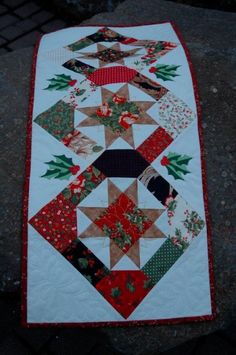 278 best Christmas Table Toppers and Runners images on Pinterest in ...