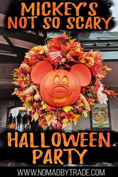 The Grown-Up's Guide to Mickey's Not So Scary Halloween Party Disney World Halloween, Scary Halloween, Halloween Party, Halloween Makeup, Halloween Costumes, Disney Cruise, Disney Vacations, Disney Travel, Walt Disney
