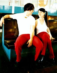 More of The White Stripes
