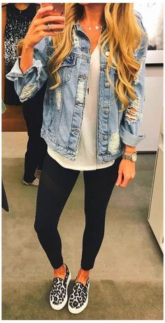 Comfy Fall Outfits, Stylish Summer Outfits, Casual Outfits For Teens, Preppy Outfits, Fall Winter Outfits, Spring Outfits, Spring Leggings Outfits, Edgy Outfits, Outfit Summer